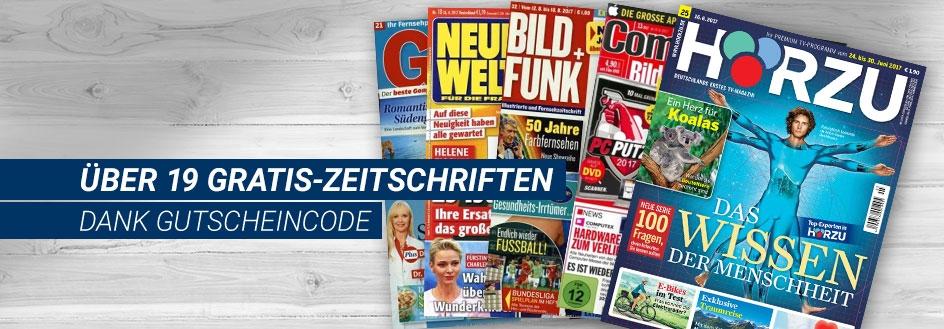 Gratis-Zeitschriften