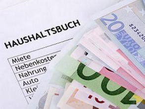 Haushaltsbuch, Haushalts- oder Taschengeld-Planer gratis!