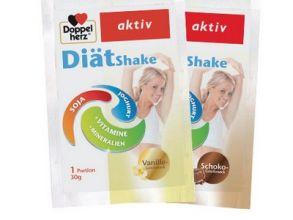 Gratisprobe Doppelherz Diät-Shake bestellen