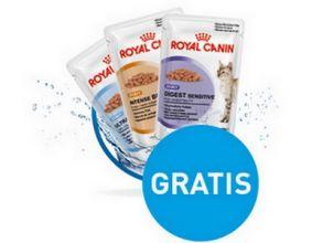 Katzen-Feuchtnahrung von Royal Canin GRATIS anfordern!