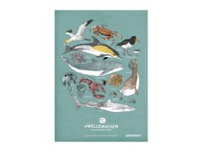 Nordsee-Poster kostenlos anfordern