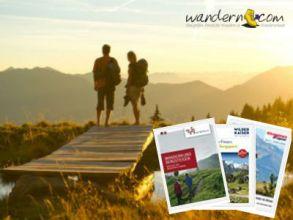 Gratis-Wanderkarten bei Newsletter-Anmeldung