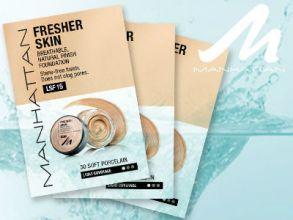 Gratisprobe Manhattan Fresher Skin Foundation