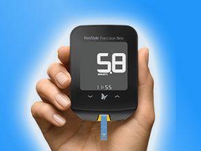 Blutzuckermessgerät FreeStyle Precision Neo testen & behalten