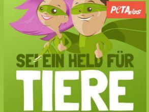 Gratis-Postkarten und Sticker von Petakids
