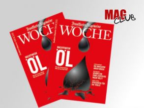"""4x """"Frankfurter Allgemeine Woche"""" print oder digital gratis"""