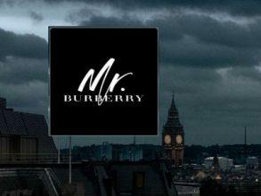 "Duftprobe gratis: ""Mr. Burberry"""