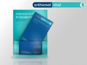 Gratisprobe Orthomol Vital gegen Müdigkeit und Erschöpfung