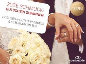 200€-Christ-Gutschein + XXL Fotobuch gewinnen