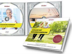 Rückenkurs-DVD-Set gratis und versandkostenfrei