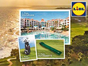 Gewinnt einen  Golfurlaub an der Algarve