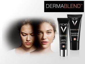 Make-up-Gratisprobe: Dermablend von Vichy