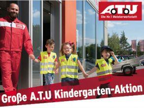 Gratis bei A.T.U: 75.000 Sicherheitswesten für Kinder