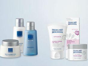 Kosmetik-Gratisproben von Hildegard Braukmann