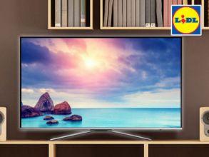 Gewinnt einen Samsung Smart-TV beim Lidl-Gewinnspiel