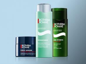 Für Männer: Gewinnchance auf Luxusprobe von Biotherm Homme