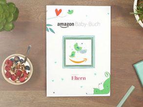 Amazon Baby-Buch im Wert von 6,90€ gratis