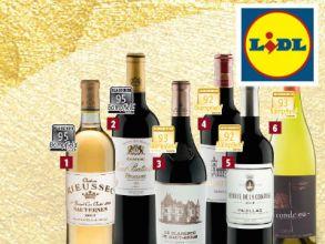 6x Weinpakete im Wert von je 358,94€ bei Lidl gewinnen