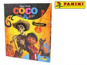 """Kostenloses Panini Album zum Disney-Film """"Coco"""""""