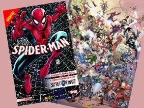 "Nur HEUTE: ""Spider-Man""-Comic gratis"