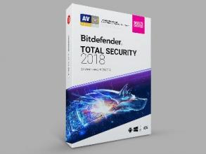 Bitdefender Total Security 2018 gratis testen