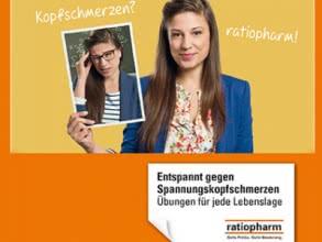 GRATIS: Entspannungs-CD von Ratiopharm