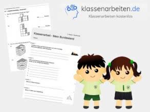 Übungsbögen (mit Lösungen) für die Schule