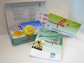 """SPARWELT-Tipp: """"rauchfrei""""-Startpaket GRATIS"""