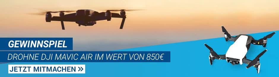 Drohne-Gewinnspiel von SPARWELT