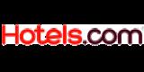 12% Rabatt auf Hotelbuchungen bei Hotels.com
