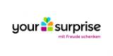 Exklusiver 10%-Gutschein bei YourSurprise ohne Mindestbestellwert
