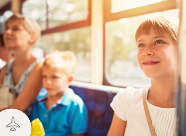 Bus & Bahn - Gutscheine & Rabatte