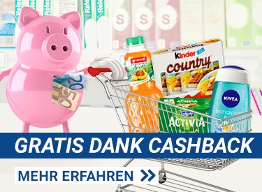 Cashback-Aktionen