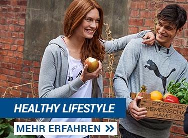 Healthy Lifestyle - gesund leben macht glücklich!