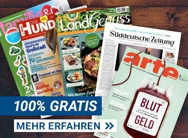 Gratis Zeitschriften