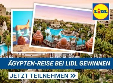 Flugreise nach Ägypten gewinnen