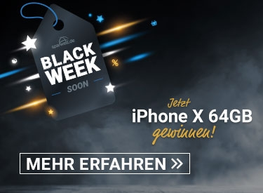 Coming soon: BLACK WEEK