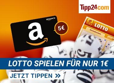 Gratis Lotto spielen bei Tipp24