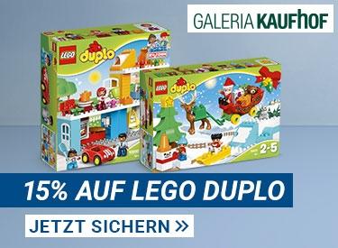 15% Rabatt bei GALERIA Kaufhof