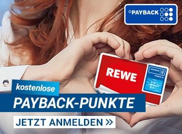 REWE Paybackkarte