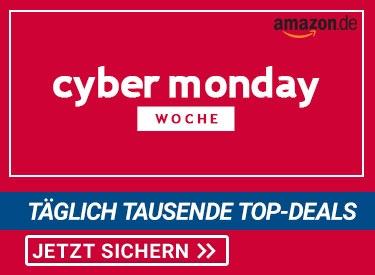 Amazon: Cyber Monday Woche