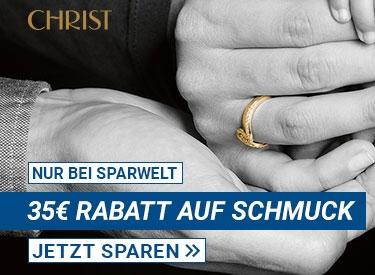 30€-Rabatt bei CHRIST