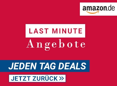 Amazon Last-Minute-Angebote