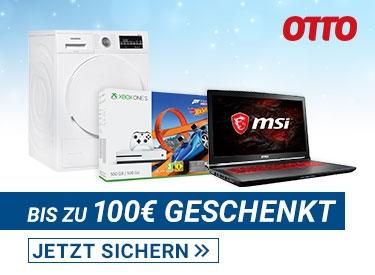 Technikfest: 100€ Bonus