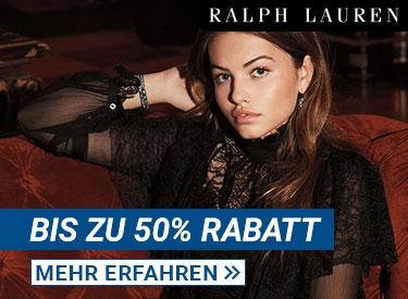 50% Rabatt bei Ralph Lauren