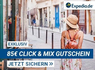 85€-Gutschein für Click&Mix