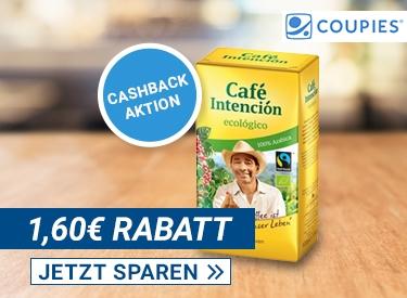 Rabatt auf Café Intención