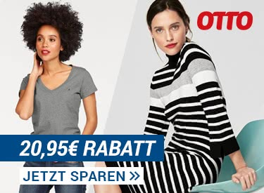 20,95€ Rabatt bei OTTO
