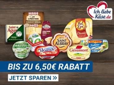 Käse-Coupons