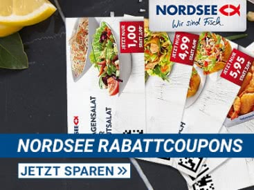 Nordsee-Coupons